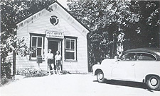 Old Claverack Post Office