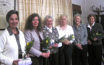 Garden Club Officers Installed