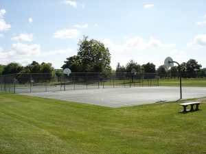 Town of Claverack Town Park tennis courts