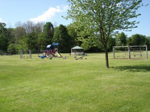 Town of Claverack Town Park playground